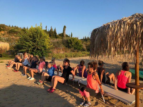 Kefalonia – Beach Triceps